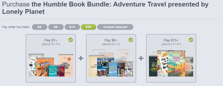 Humble Book Bundle Adventure Travel presented by Lonely Planet 1.PNG